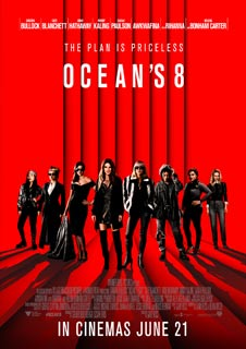 Parent and Baby: Ocean's 8