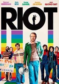 GAZE Opening Gala & Film: Riot