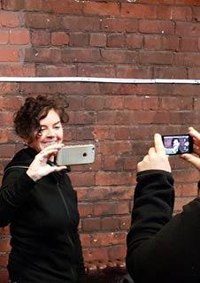 GAZE: MobDoc: Mobile Filmmaking Workshop