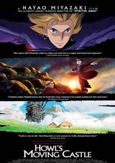Cinema Book Club: Howl's Moving Castle