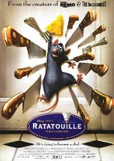 Pixar: Ratatouille