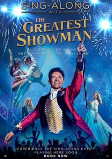 Culture Night: The Greatest Showman Sing-Along