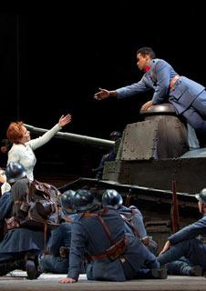Met Opera: La Fille du Regiment (Live)