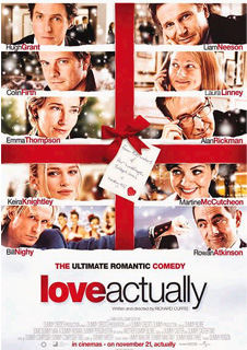 Tinseltastic Christmas Party! - Love Actually