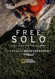 Free Solo + Q&A with Alex Honnold and filmmakers