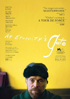 At Eternity's Gate plus streamed Q&A with director Julian Schnabel