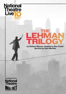 NTLive: The Lehman Trilogy (Live)