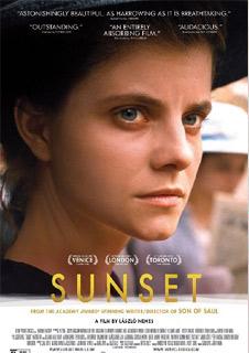 Sunset 35mm + Q&A with director László Nemes