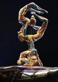 Kurios from Cirque du Soleil