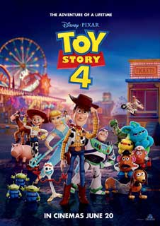 Silver Screen: Toy Story 4