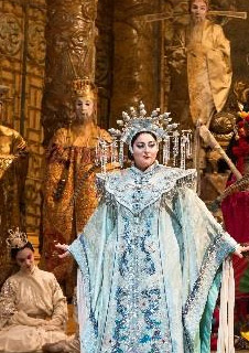 Met Opera: Turandot (Encore)