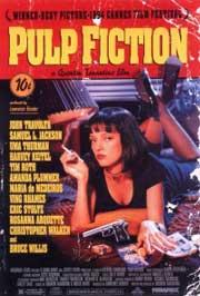 Pulp Fiction + Tarantino Costume Party