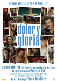 Pain and Glory (Dolor y Gloria)