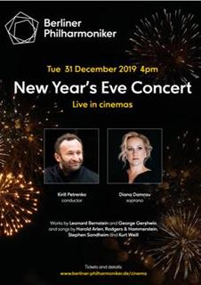 Berliner Philharmoniker: New Year's Eve Concert (Live)