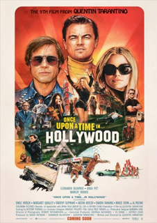 Once Upon A Time In Hollywood 35mm