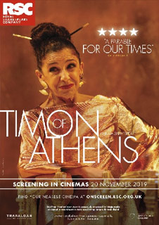 RSC: Timon of Athens (Recorded)