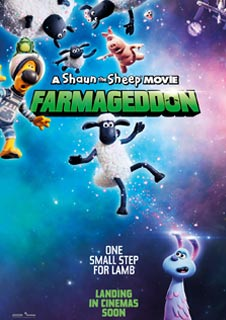 Culture Night: Shaun The Sheep Movie: Farmageddon