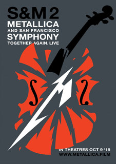Metallica & San Francisco Symphony: S&M² ENCORE