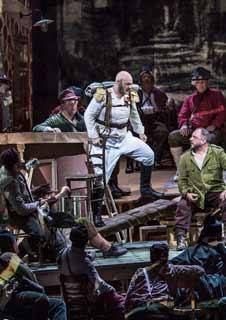 Met Opera: Wozzeck (Live)
