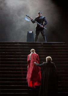 Met Opera: Maria Stuarda (Live)