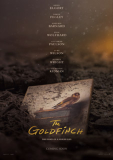 Silver Screen: The Goldfinch