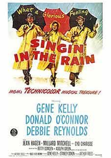 Silver Screen: Singin' in the Rain