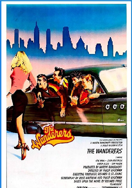 Hollywood Babylon: The Wanderers 35mm