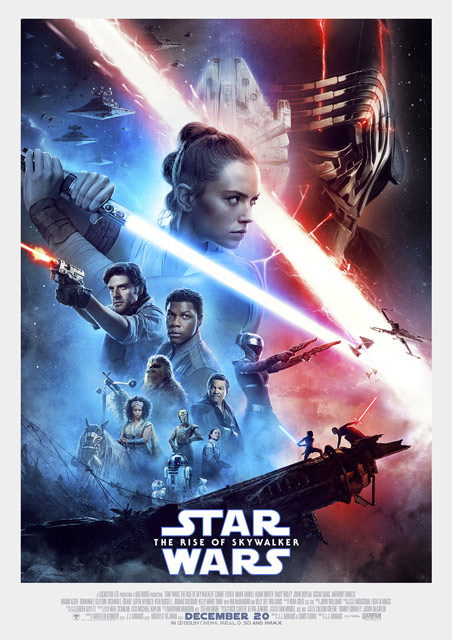 Parent and Baby: Star Wars: Episode IX: The Rise of Skywalker