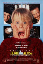 Home Alone Christmas Party!
