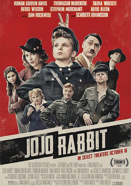 Parent and Baby: Jojo Rabbit