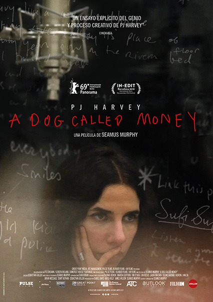 A Dog Called Money plus Q&A with Seamus Murphy