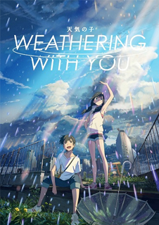 Weathering With You & Your Name Double Bill
