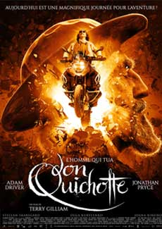 The Man Who Killed Don Quixote plus recorded Q&A with Terry Gilliam