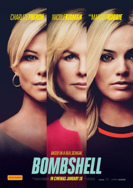 Silver Screen: Bombshell