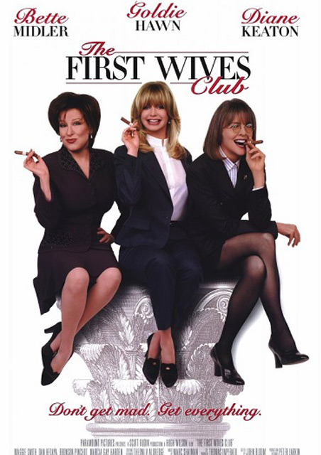 Cinema Book Club: The First Wives Club