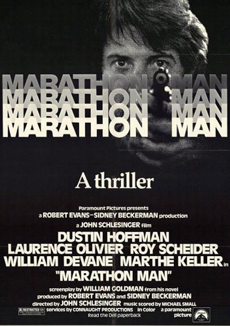 Cinema Book Club: Marathon Man