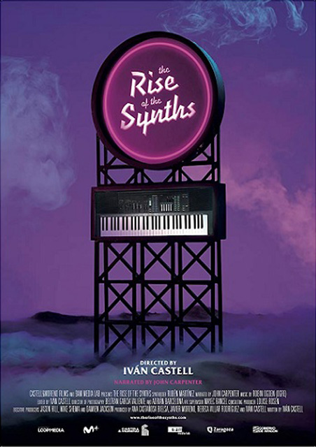 Doc'n Roll Presents: Irish Premiere of The Rise of The Synths