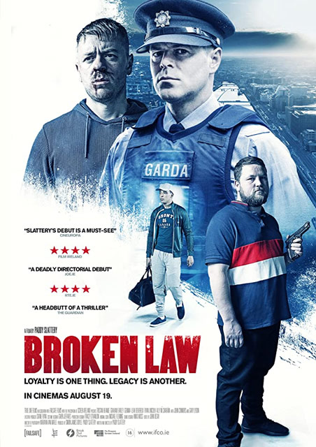 Broken Law + Q&A with director Paddy Slattery