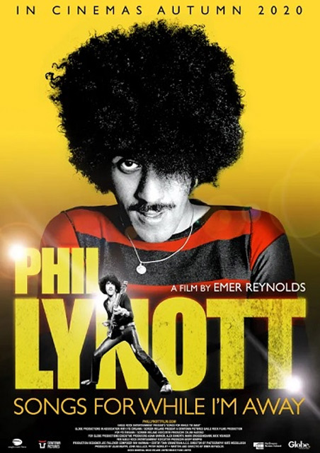 Phil Lynott: Songs for While I'm Away