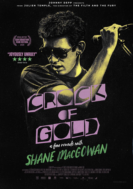 Crock Of Gold: A Few Rounds With Shane Macgowan plus extra footage