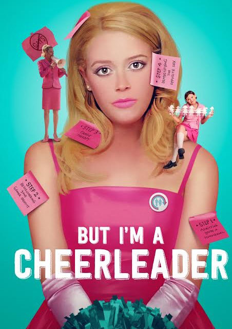 GAZE: But I'm A Cheerleader