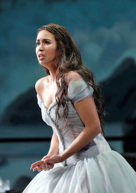 MET Opera: Lucia Di Lammermoor (Encore)