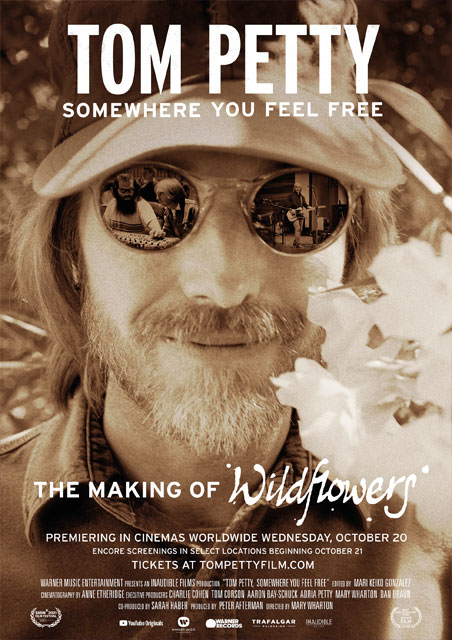 Tom Petty: Somewhere You Feel Free