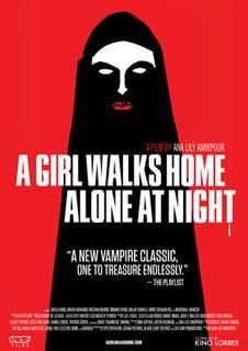Samhain na mBan: A Girl Walks Home Alone At Night
