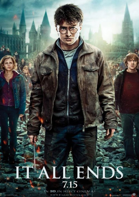 Wonder Years: Harry Potter and the Deathly Hallows Part 2