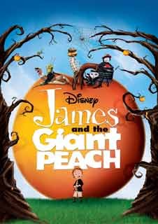 Cinema Book Club: James And The Giant Peach